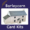 Barlycorn Model Railway Card Kits - Barlycorn Model Card building kits, Houses, Shops, Embossed Card