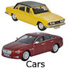 Diecast Model Cars - 1:76 OO Gauge Model Railway Vehicles