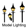 Model Railway Lighting - Lighting for model railway layouts