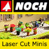 Noch Laser Cut Minis - Model Railway Scenics