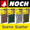 Noch Scenic Scatters - Model Railway Scenery