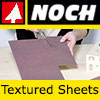 Noch Textured Sheets / Noch ABS Textured Sheets / Noch Portals, Walls and Arcades