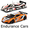 New Modellers Shop - Model Scalextric Endurance Cars - Maserati Coupe, Mercedes-Benz, Mclaren, Jaguar XKRS