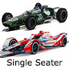 New Modellers Shop - Model Scalextric Single Seater Cars - Formular 1 (F1), A1, Renault, Honda, Ferrari, Mercedes-Benz, Mclaren