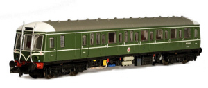 4D-015-002 - Dapol Class 122 BR Green with Whiskers W55000