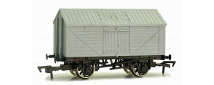 A024 - Dapol - Unpainted Lime Wagon
