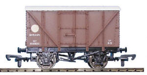 Dapol Model Railway Wagon - BR Banana Van 881900 - B345A