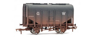 Dapol Model Railway Wagon - GWR Bulk Grain Wagon - B503AW