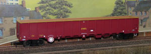 Dapol Model Railway Wagon - Monster Box MBA - B777a B777b B777c B777d