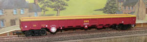 Dapol Model Railway Wagon - Mini Monster Box MCA - B778a B778b B778c B778d