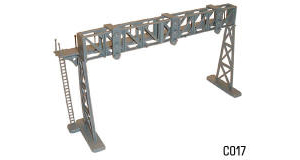 Dapol Model Railway Plastic Kits - Dignal Gantry - C017