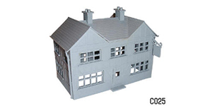 Dapol Model Railway Plastic Kits - Country Inn - C025