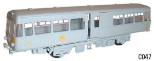 Dapol Model Railway Plastic Kits - BR Railbus - C047