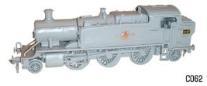 Dapol Model Railway Plastic Kits - 2-6-2 GWR Prairie Locomotive - C062