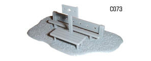 Dapol Model Railway Plastic Kits - Village Stocks - C073