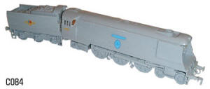 Dapol Model Railway Plastic Kits - Battle of Britain 92 Squad Locomotive - C084
