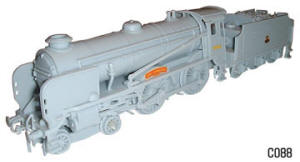 Dapol Model Railway Plastic Kits - Schools Class Kings Wimbledon Locomotive - C088