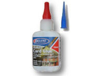 Deluxe Materials - Model Railway - Card Glue