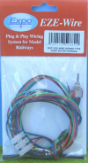 Expo Tools - EZE-Wire Point Motor Harness (Hornby Type) - 28071