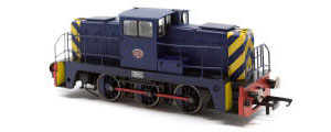 GV2015 - Golden Valley Hobbies - Janus 0-6-0 Shunter  - Port of London