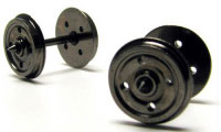 Hornby Replacement 4 Hole Disc Wheels R8234