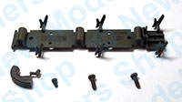 Hornby Spares - Tender Chassis bottom - 2800 - X6208W