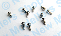 X8164 - Hornby Spares - Valve Gear Screws (S1014) - Pack of 10