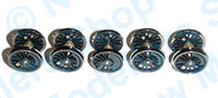 Hornby Spares - Locomotive Drive Wheel Set - 9F - X8861