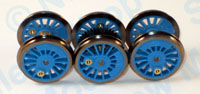 Hornby Spares - 0-6-0 Wheel and Axle Set Thomas - X8873BM