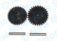 Hornby Spares - Class 08 / 09 Gear Assembly - X9363