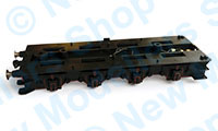 Hornby Spares - Tender Underframe Assembly - X9393L