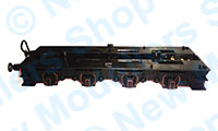 Hornby Spares - Tender Underframe Assembly - X9393R