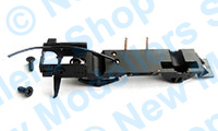 X9589 - Hornby Spares - Tender Chassis Bottom and Pickups - Class M7