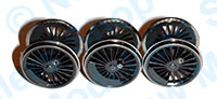 Hornby Spares - Locomotive Drive Wheel Set - Britannia / Clan - X9593