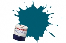 Humbrol - PRU Blue Matt Acrylic Paint 12ml Tinlet - AB0230