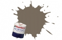 Humbrol - Dark Earth Matt Acrylic Paint 12ml Tinlet - AB0029
