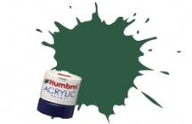 Humbrol - Cockpit Green Matt Acrylic Paint 12ml Tinlet - AB0078