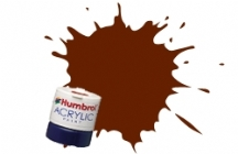 Humbrol Paints - Rail Colours - RC403 Crimson Lake