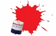 Humbrol Paints - Rail Colours - RC406 Buffer Beam Red