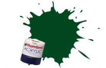 Humbrol Paints - Rail Colours - RC410 Maunsell Oliver Green