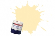 Humbrol Paints - Rail Colours - RC416 Pullman Cream