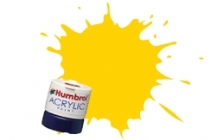 Humbrol Paints - Rail Colours - RC419 EWS Yellow