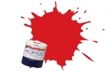 Humbrol Paints - Rail Colours - RC421 Virgin Red