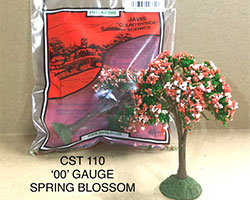 CST110 - Javis Spring Blossom 100mm (OO Scale)