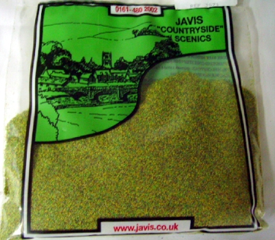 2nd Class Post Extra Fine Cork Chippings Javis JXCC Scenic Scatter Material