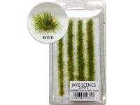 Javis Static Grass Strips - Summer 6mm - JSTRIP6
