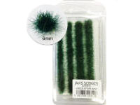 Javis Static Grass Strips - Green 6mm - JSTRIP8