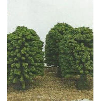 Model Trees & Bushes - New Modellers Shop