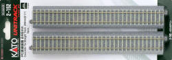KATO Uni Track - HO / OO Gauge - Straight Track 246mm - Concrete Sleeper - K2-152