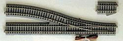 KATO Uni Track - HO / OO Gauge - Right Hand Electric Point 550mm Radius - K2-851